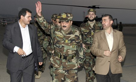 Samir Kuntar was celebrated by Assad and Iran as a hero