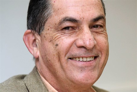 Haaretz journalist Gideon Levy