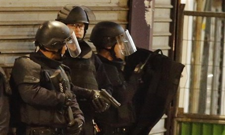 French Security Forces