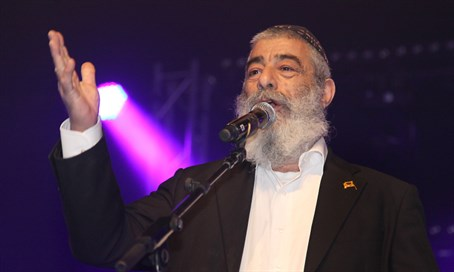Ariel Zilber at ACUM awards ceremony (file)