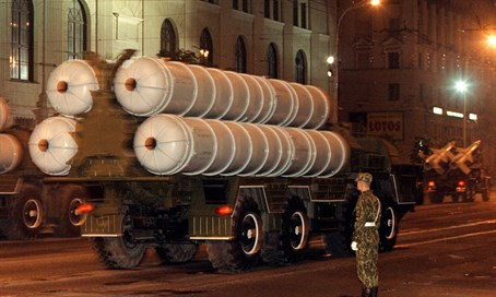 Russia denies S-300 delivery to Iran this week