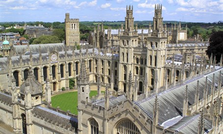 Oxford University (file)