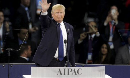 Donald Trump at AIPAC Policy Conference 2016