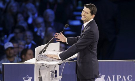 Paul Ryan at 2016 AIPAC Policy Conference