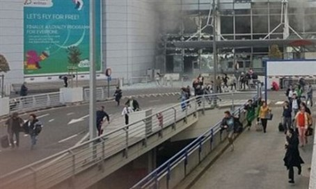 Brussels airport bombing