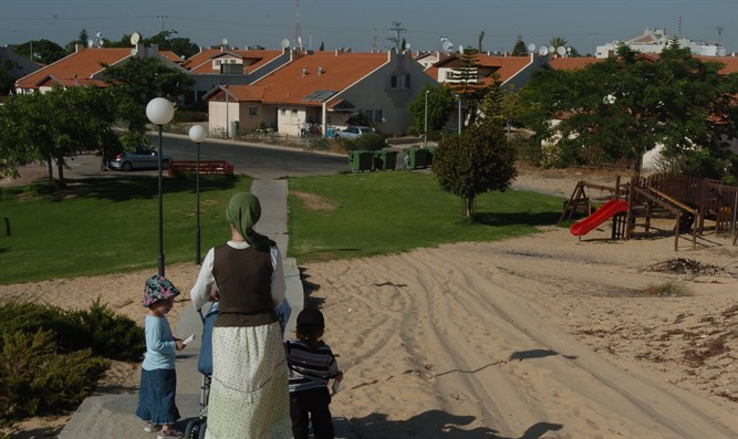 A family in Gush Katif