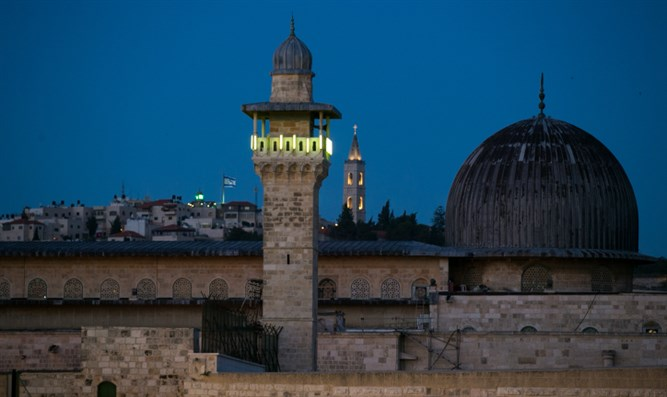 'Israelis are waging a war on Al-Aqsa'