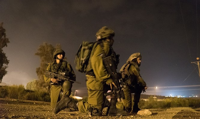Golani soldiers (illustrative).