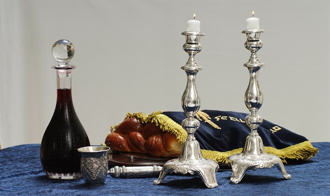 A shabbat Table