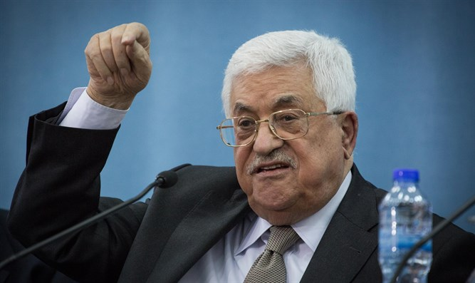 PA chairman and Fatah head Mahmoud Abbas