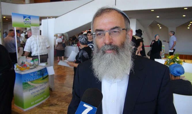 Tzohar's Rabbi David Stav