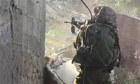 IDF operations in Gaza