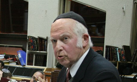 Rabbi Aharon Lichtenstein
