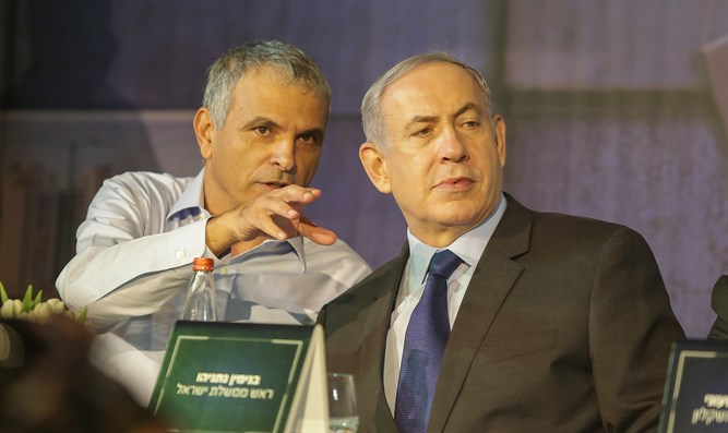 Netanyahu and Kahlon