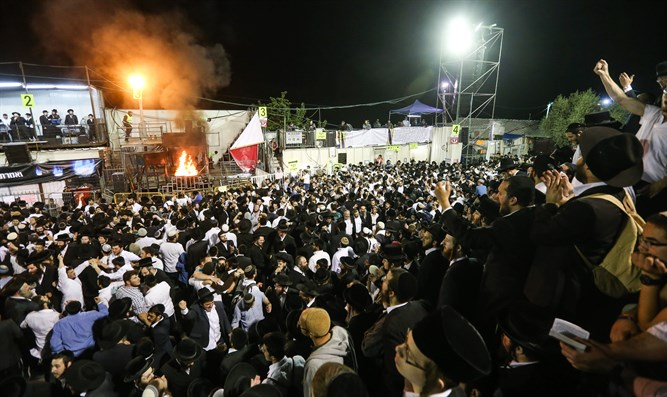 WATCH LIVE: Lag Baomer festivities in Meron