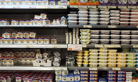 Dairy products in Israel