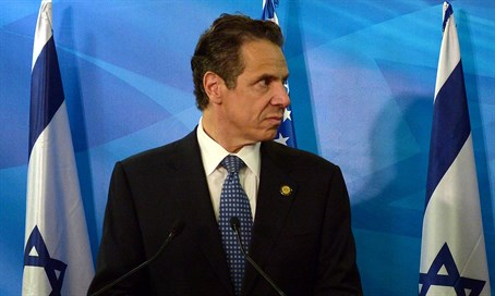 Andrew Cuomo in Israel