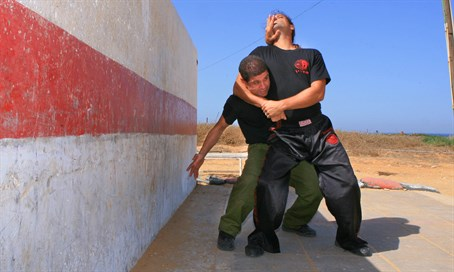 Krav Maga training (file)