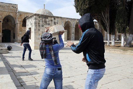 Temple Mount riots (file)