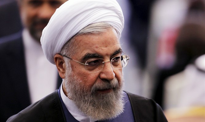 Rouhani threatens to renew nuclear program