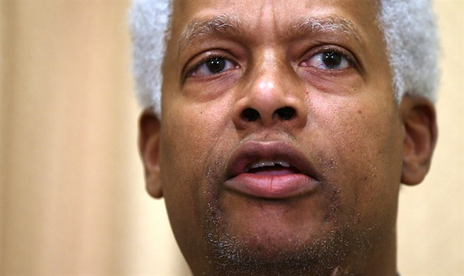 Georgia Congressman Hank Johnson