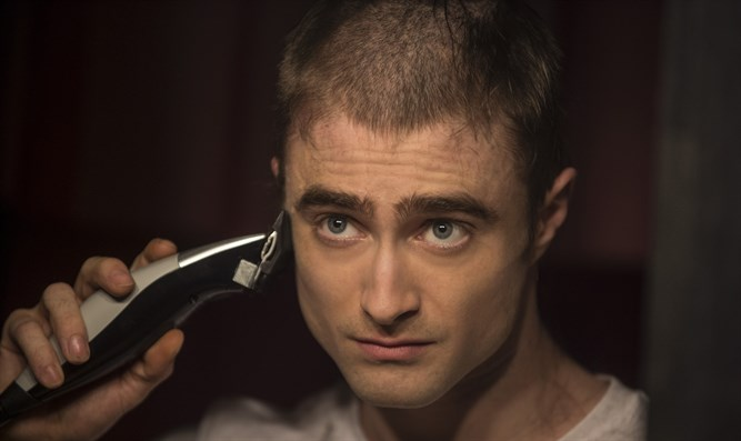 "Daniel Radcliffe in a scene from ""Imperium."""