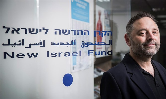 NIF's CEO, Daniel Sokatch