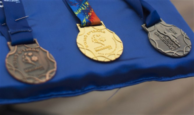 Medals (illustrative)
