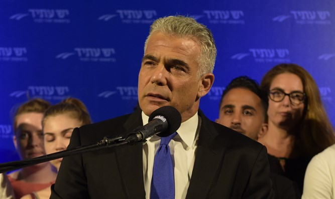 Lapid calls for unity and change