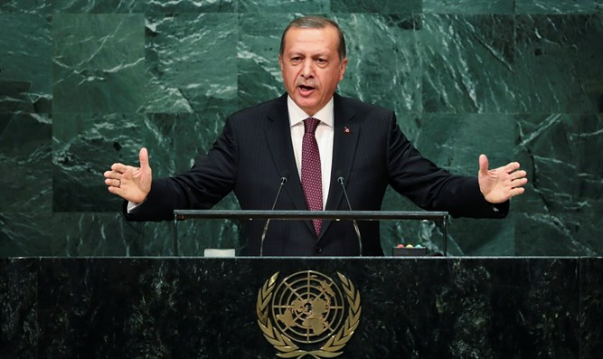Erdogan at the UN General Assembly