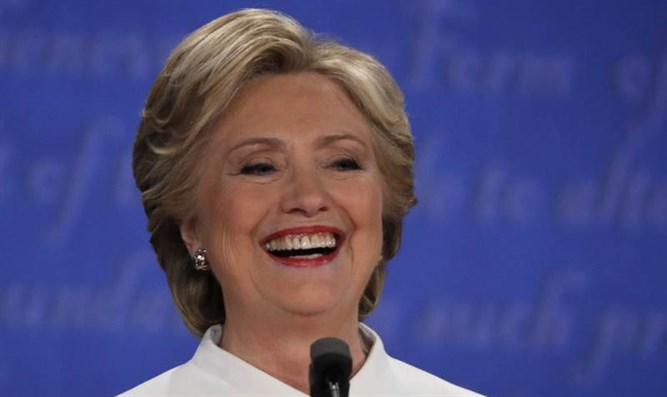 Clinton during third debate
