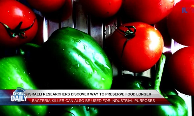 Israeli researchers discover way to preserve food
