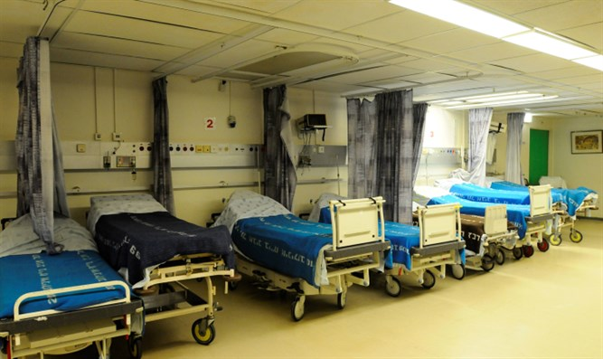 Hospital beds (archive)