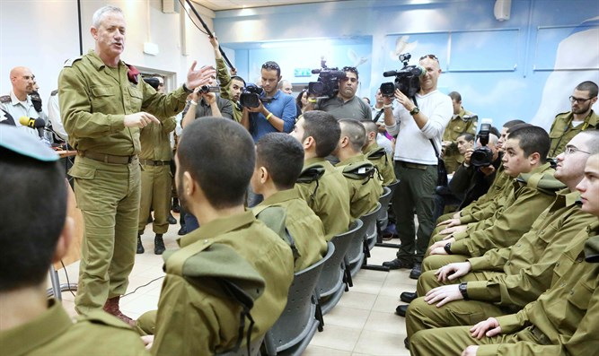 IDF recruits. Will they live longer?