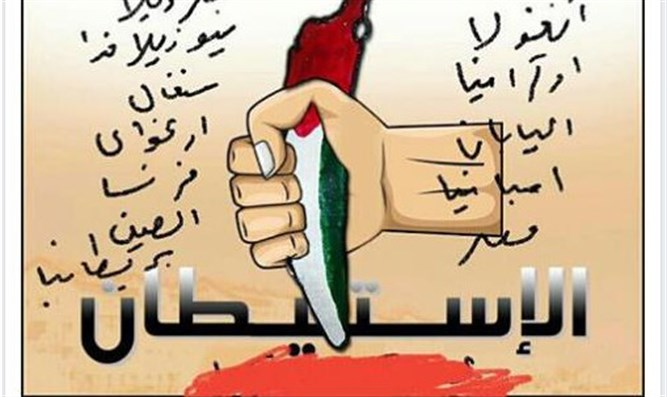 Fatah thanks UNSC nations for giving it permission to kill Jews