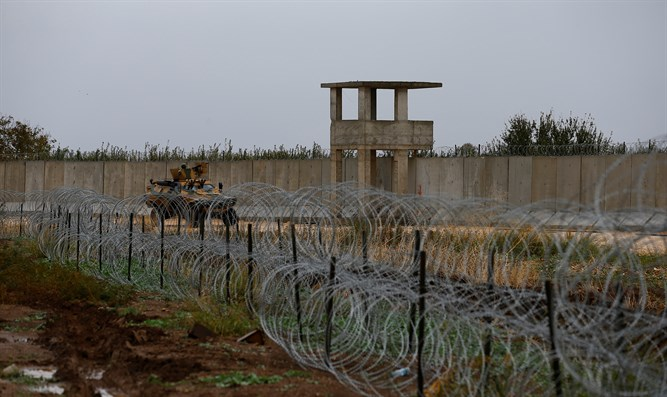 Turkey-Syria border