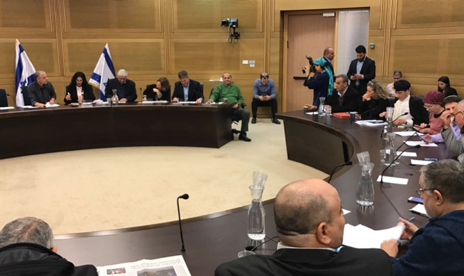 Hearing on Maaleh Adumim annexation