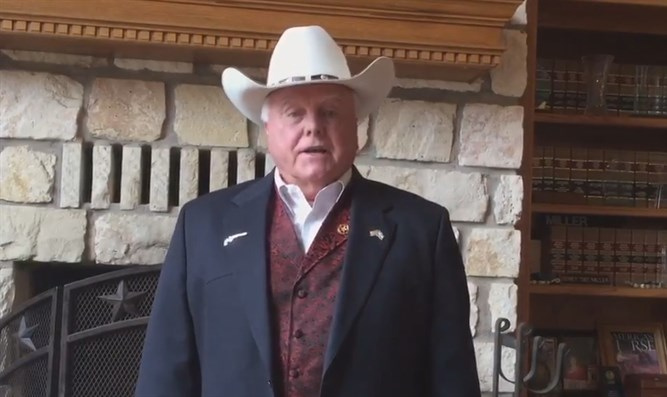 Texas Agriculture Commissioner Sid Miller