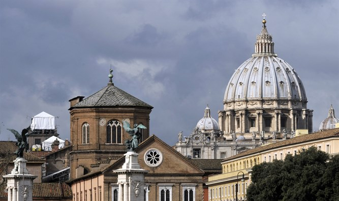 Vatican speaks out against US statement on 'settlements'