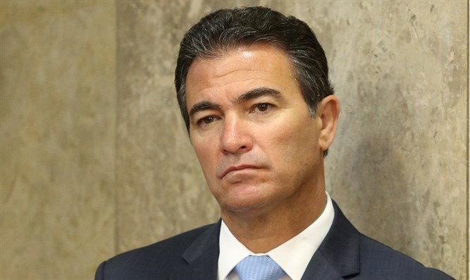 Details on Mossad chief exposed online