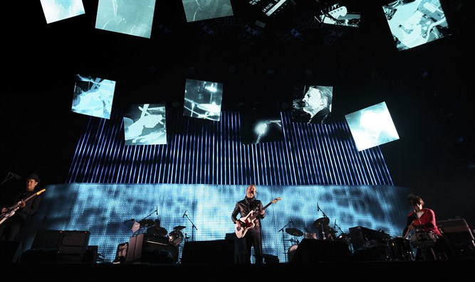 Radiohead in concert (archive)