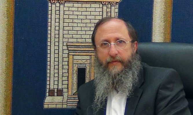Rabbi Chaim Richman