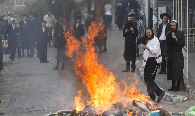 Haredi enlistment protest
