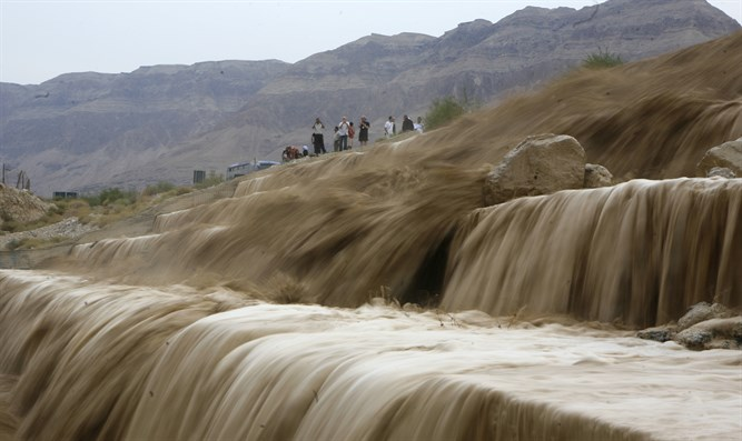 Flooding in the Negev (archive)