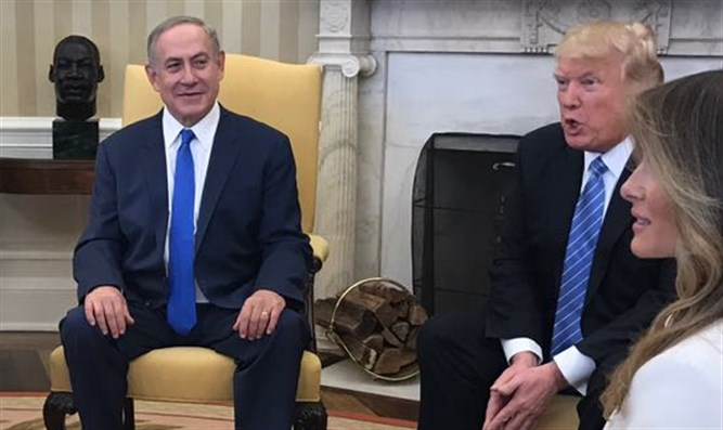 Trumps and Netanyahu