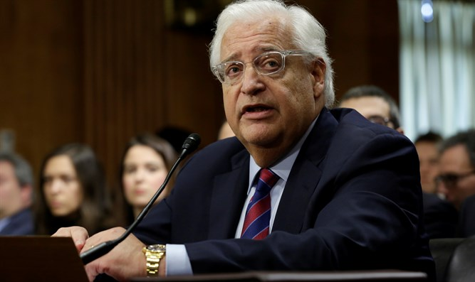 David Friedman in Senate confirmation hearing