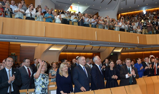 Netanyahu at Great Synagogue of Sydney
