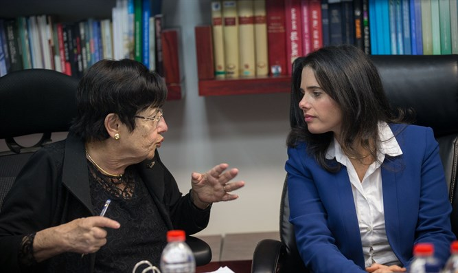 Ayelet Shaked and Miriam Naor