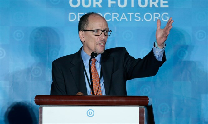 DNC chief Tom Perez