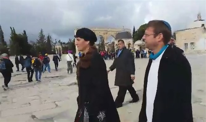 Shuli Mualem on Temple Mount